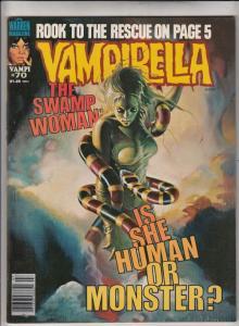 Vampirella Magazine #70 (Jul-78) FN/VF- Mid-High-Grade