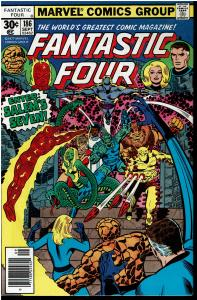 Fantastic Four #186, 7.0 or Better *KEY* 1st Salem's Seven