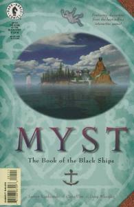Myst: The Book of the Black Ships #1 VF; Dark Horse | save on shipping - details