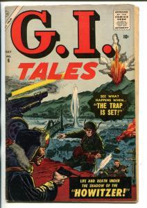 G I TALES #6 ATLAS WAR POWELL COLAN WOODBRIDGE ORLANDO VG+
