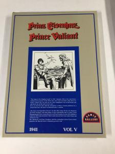 Prince Valiant Prinz Eisenherz Hardcover Comic Gallery English German Volume 5