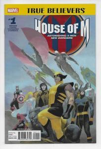 True Believers House of M #1 (Marvel, 2015) NM