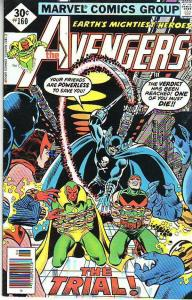 Avengers, The #160 (Jun-77) VF High-Grade Avengers