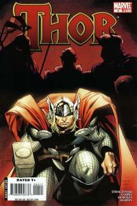 Thor (2007 series) #4, NM (Stock photo)