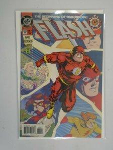 Flash #0 8.0 VF (1994 2nd Series)