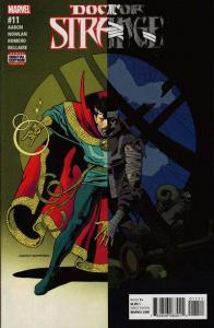 Doctor Strange (2015 series) #11, NM (Stock photo)