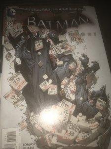 DC Batman Arkham Knight #10 Mint