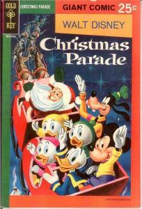 CHRISTMAS PARADE (1963 GK) 6 VG-F COMICS BOOK