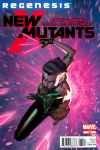 New Mutants (2009 series) #34, NM + (Stock photo)