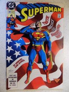 SUPERMAN VOL II # 53