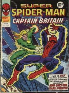 Super Spider-Man #246, Good+ (Stock photo)
