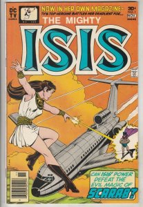 Isis, the Mighty #1 (Nov-76) NM- High-Grade Isis