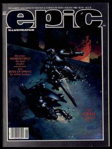 EPIC  13(8/82) Suydam,Williamson Blade Runner