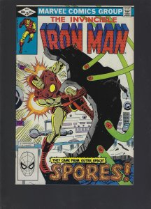 Iron Man #157 (1982)