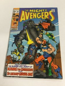 Avengers 69 Vf Very Fine 8.0 Marvel Comics Silver Age