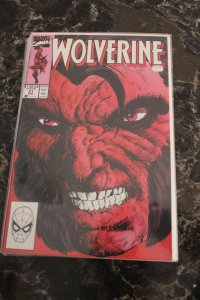WOLVERINE #21 (Marvel,1990) Condition NM