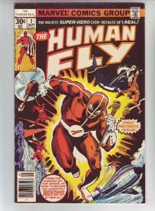 Human Fly, The #1 (Sep-77) FN/VF Mid-High-Grade The Human Fly