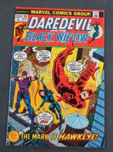 Daredevil and the Black Widow # 99 VF/NM 9.0  Marvel Netflix