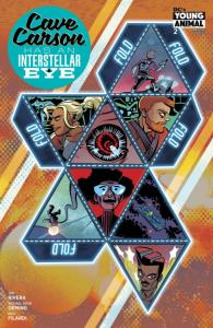 Cave Carson Has An Interstellar Eye #2 (DC, 2018) NM