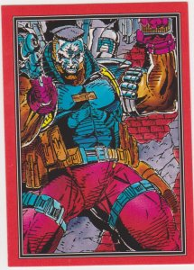 1992 Comic Images Youngblood #30