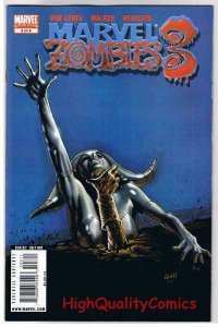 MARVEL ZOMBIES 3 #3, VF, Undead, Walking Dead, 2008, more Horror in store