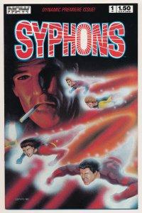 Syphons (1986) #1 VF+