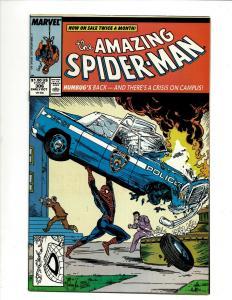 Amazing Spider-Man # 306 NM Marvel Comic Book Venom Todd McFarlane DS4