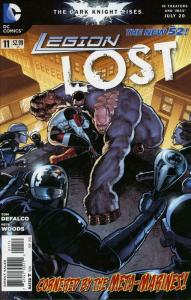 Legion Lost (2nd Series) #11 VF/NM; DC | save on shipping - details inside