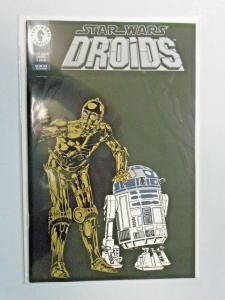 Star Wars Droids #1 - Second 2nd Series - see pics - 8.0 - 1994
