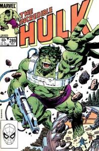 Incredible Hulk (1968 series) #289, VF+ (Stock photo)