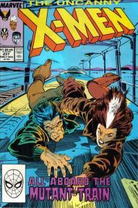 Uncanny X-Men (1981 series) #237, VF+ (Stock photo)