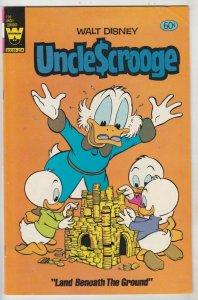 Uncle Scrooge, Walt Disney #196 (Mar-82) VF/NM- High-Grade Uncle Scrooge