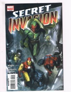 Secret Invasion # 2 VF Marvel Comic Books Avengers X-Men Skrulls WOW!!!!!!!! SW5