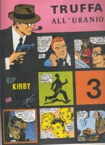 Rip Kirby de John Prentice numero 03: Truffa all Uranio