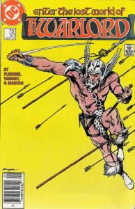 Warlord (DC) #121 VF/NM; DC | save on shipping - details inside