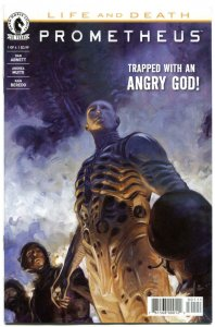 PROMETHEUS Life and Death #1, VF/NM, more Aliens in store, 2016, Horror