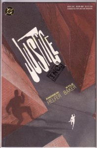Justice Inc.   (DC vol. 2)   #1-2 (complete set)