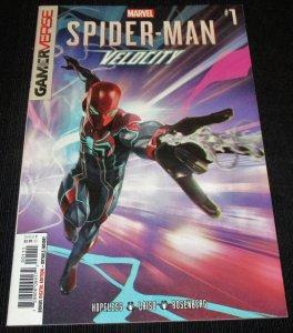 Marvel's Spider-Man: Velocity #1 (2019)