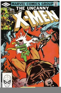 The Uncanny X-Men #158 (1982) VF-NM - First Appearance of Rogue with the X-Men