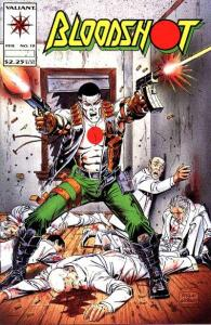 Bloodshot (1993 series) #13, NM (Stock photo)