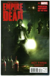 EMPIRE of the DEAD #3, VF+, George Romero, Zombies, 2015, more Horror in store