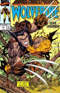 Marvel Comics Presents (1988 series) #43, NM (Stock photo)