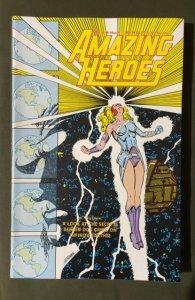 Amazing Heroes #66 (1985)