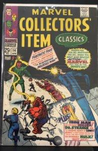 Marvel Collectors' Item Classics #14 (1968)