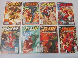 The Flash Near Set #1-13 Missing #2 8.0 VF (2006)