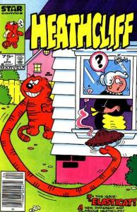 Heathcliff (1985 series) #7, VF+ (Stock photo)