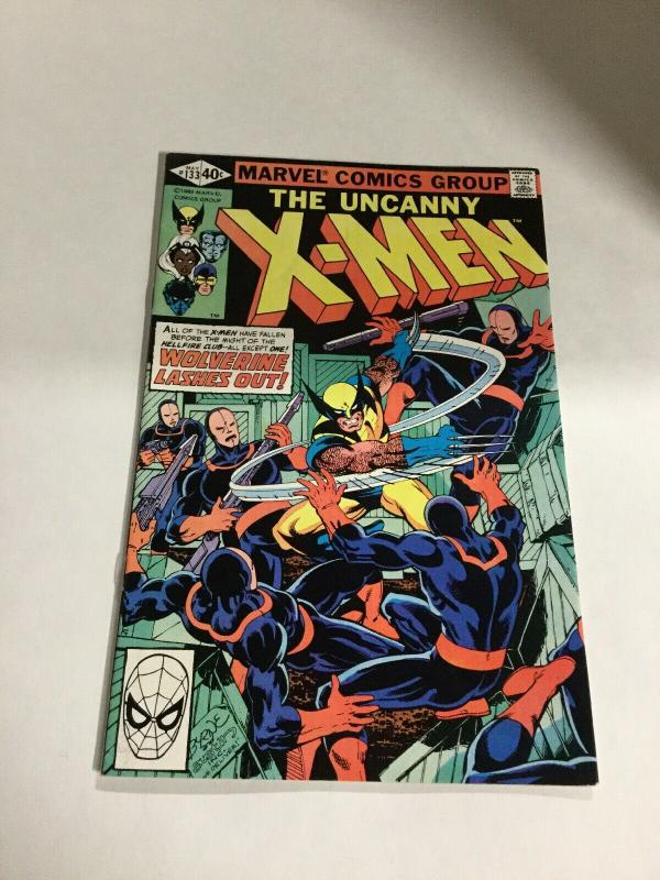 Uncanny X-Men 133 Nm- Near Mint- Marvel