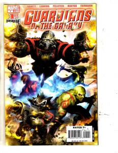 Guardians Of The Galaxy # 1 NM 1st Print Marvel Comic Book Star-Lord Groot JC9