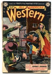 All-American Western #122 1951- Johnny Thunder- Alex Toth FR