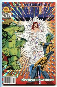 Incredible Hulk #400 1992 Rare NEWSSTAND variant comic book NM-